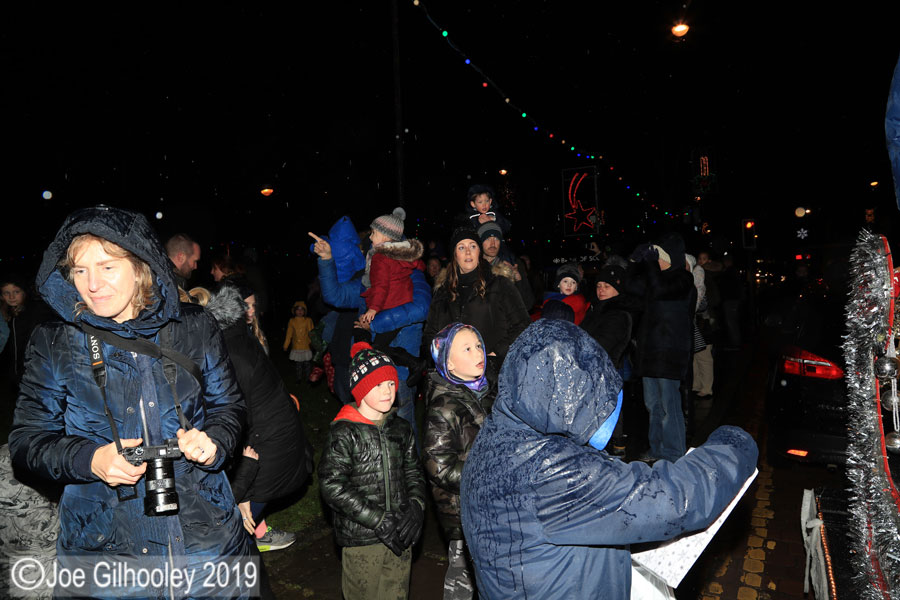 Loanhead Christmas Lights Switch on 7th Dec 2019